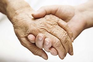 mano vecchia